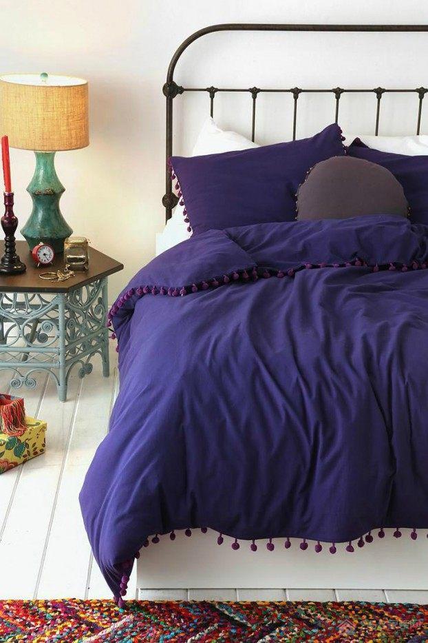卧室软装饰品颜色搭配