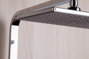 淋浴花洒安装高度多少合适?安装有什么注意事项