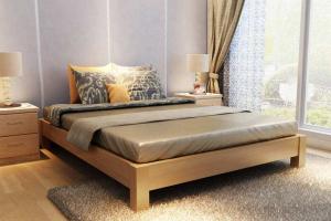 实木床哪种好,实木床怎么选购?
