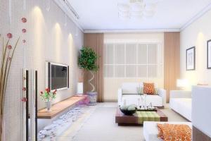 小户型客厅吊顶如何设计显得空间大