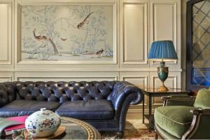 适合现代家居的客厅背景墙怎么设计