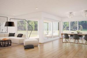 2019客厅装修什么颜色的地板招财?