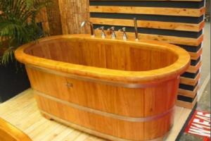 实木浴桶的好处有哪些?实木浴桶的使用注意事项