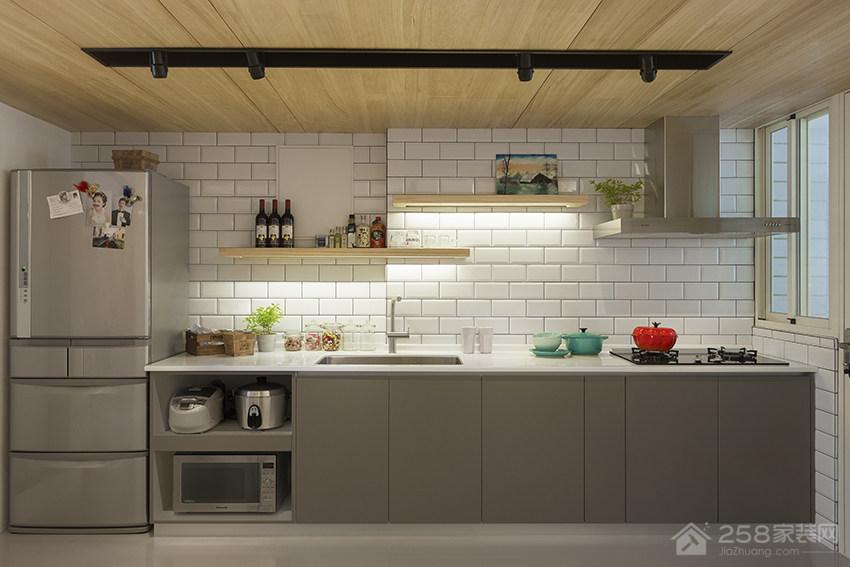 欧式厨房橱柜门板效果图
