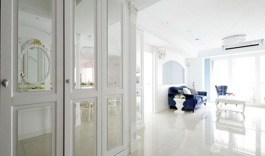 贴心专案顾问陪你一起构筑梦想的家装修效果图