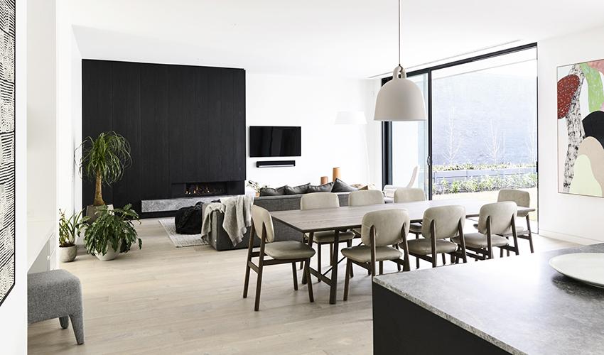澳洲水泥独栋公寓颠覆豪宅设计美学装修效果图