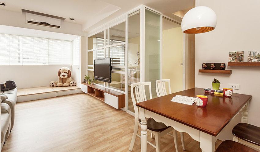 用设计优化住宅以美学创造生活装修效果图