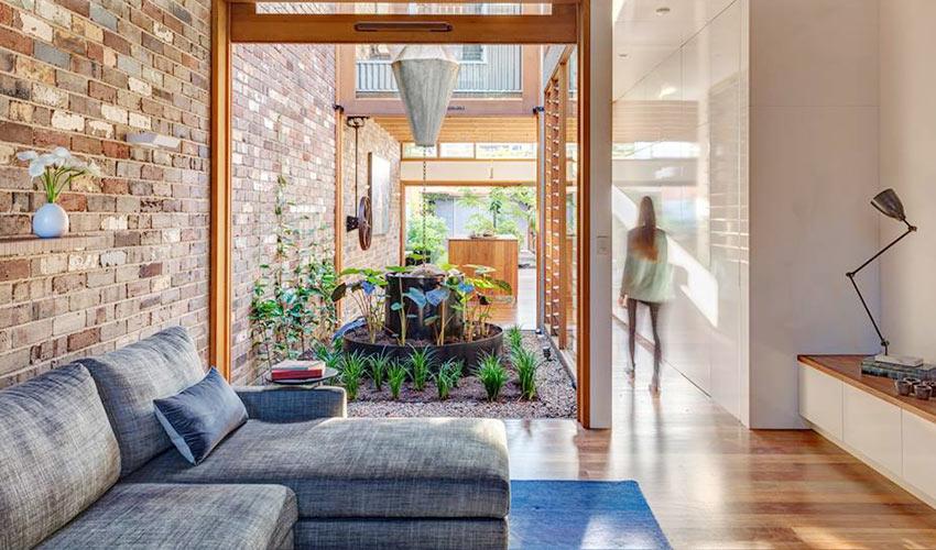 澳洲绿意木质轻工业宅装效果图