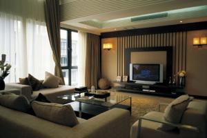 电视柜标准尺寸 电视柜高度选择