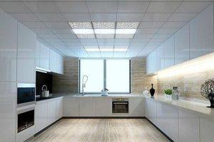 厨房吊顶的注意事项与安装顺序