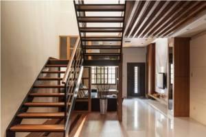 自建别墅日式风格装修效果图