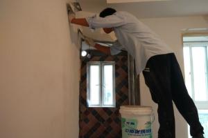 腻子刮完后怎么验收,墙面腻子验收流程