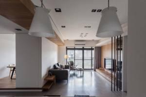 当现代住宅遇上北欧风格,北欧风格装修案例