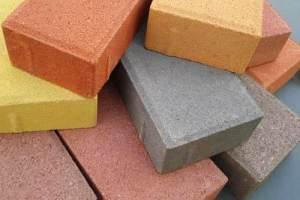 什么是透水砖,透水砖规格分析。