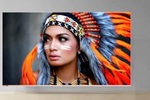 长虹58D3P平板液晶电视机