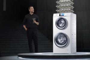 卡萨帝C8 U12W1滚筒洗衣机