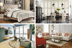 美式风格如何规划空间?美式空间规划及家具挑选