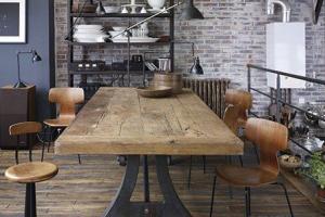 6个餐厅设计指南,教你打造个性十足的工业风格餐厅