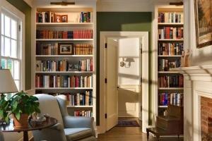 书房这样装修,让你一天都想待在里面!