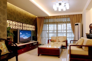 现代中式别墅如何设计?来看看效果图吧!