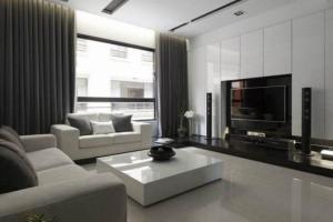 现代简约别墅装修设计技巧,修注意事项又有哪些?