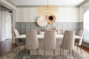 家庭餐厅如此设计,绝对会让你忘不了!