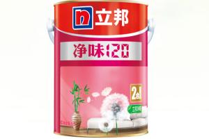 立邦净味120二合一系列1内墙乳胶漆