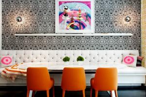 另类的家庭餐厅,大胆的设计才能体现高颜值!