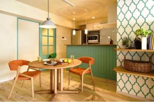 餐厅颜色搭配方案选得好,能让你的食欲大增