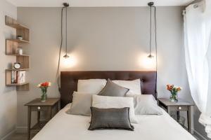 利用软装技巧来让你的小卧室变得宽敞又美观!