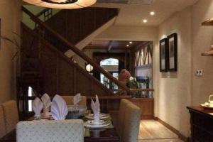 10平中式小餐厅如何装修设计?10平中式小餐厅装修设计方案