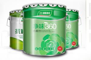三棵树SHI150+SDI000内墙乳胶漆套装