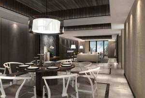 现代风格售楼部及样板间设计