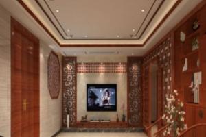 中式客厅装修效果图,中式客厅装修要点