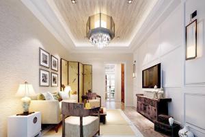 客厅横梁对家居风水有影响吗,如何化解?