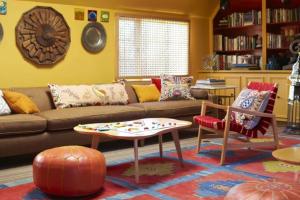 能在家装中把混搭元素运用到极致的,那就是摩洛哥风格了