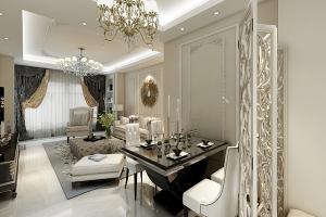 大连三室一厅装修多少钱?大连三室一厅装修案例欣赏