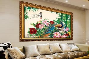 客厅招财画有哪些?客厅招财画风水讲究