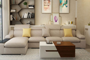 客厅沙发什么颜色旺财?客厅沙发挑选讲究介绍