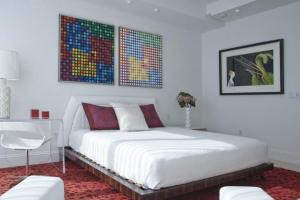 床头装饰画风水有哪些禁忌?床头装饰画挂什么好?