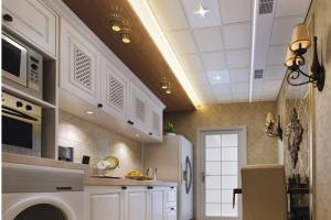 厨卫吊顶高度一般是多少?厨卫吊顶高度介绍