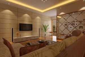 木质材料电视背景墙的清洁与保养