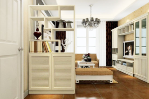 客厅隔断柜怎么设计?客厅隔断柜设计介绍