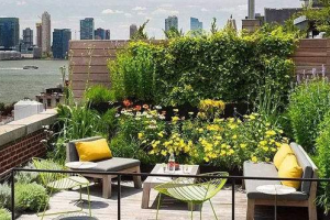 屋顶花园防水怎么做?防水流程介绍