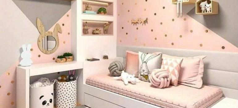 儿童房怎么设计?谨记四大要素