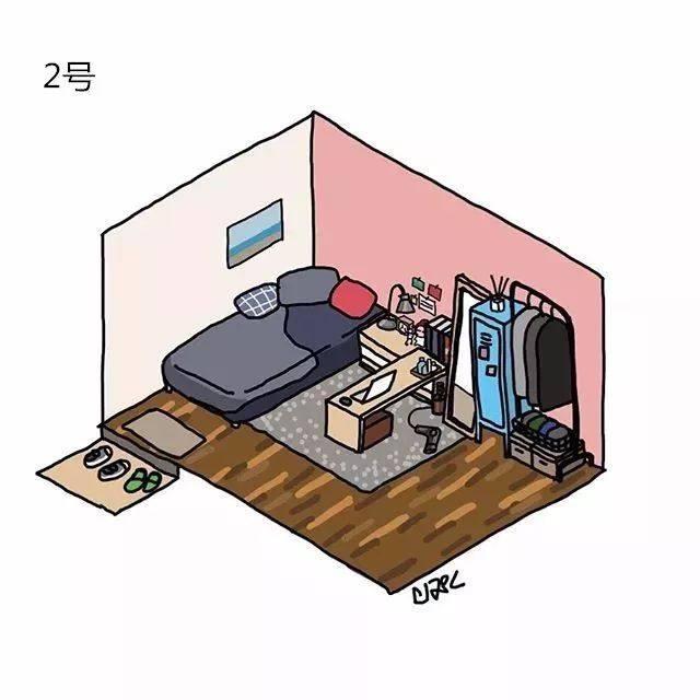 """ins上火起来的""""一个人住"""",这些不足30平米的微型公寓是什么样的生活"""