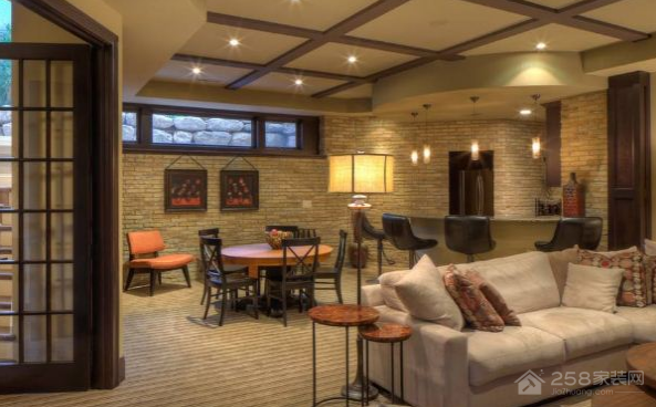 地下室装修价格如何计算?地下室装修费预算