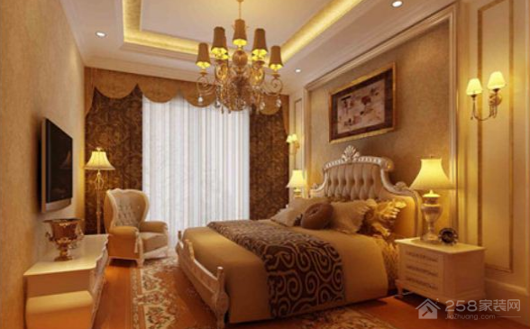 欧式别墅如何装饰设计?欧式别墅装饰设计效果图欣赏