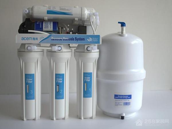 净水器保养