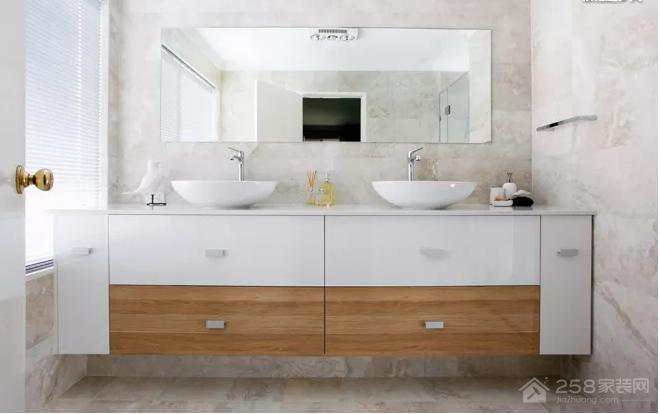 浴室存储空间